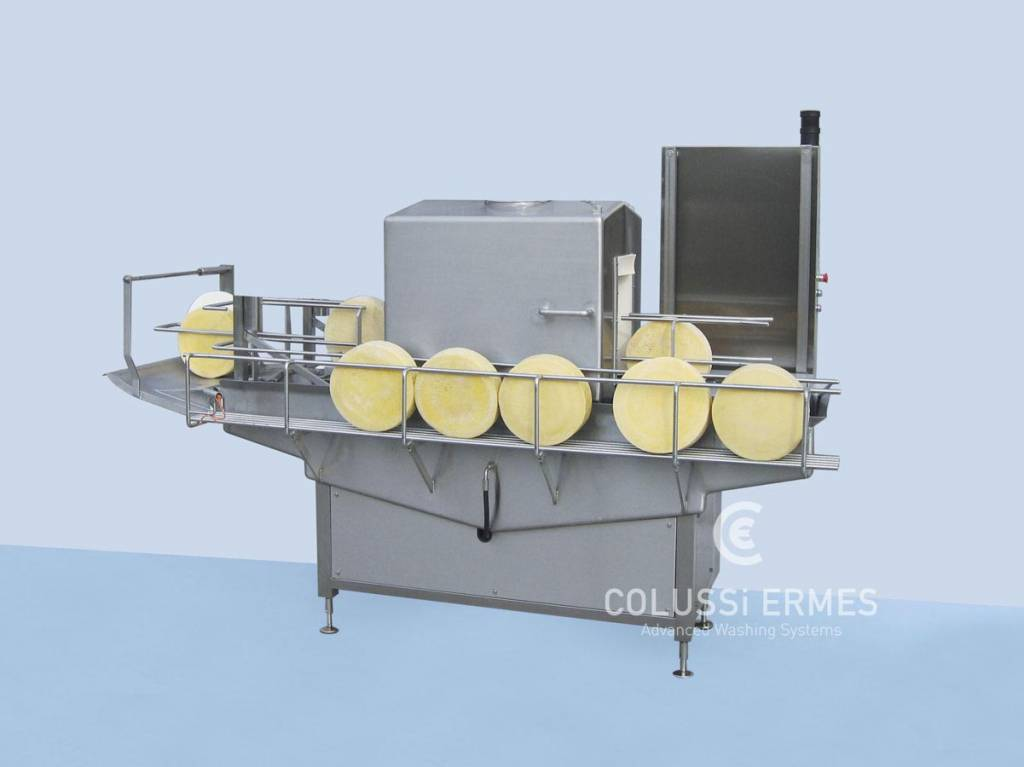 Lavage fromages Colussi Ermes