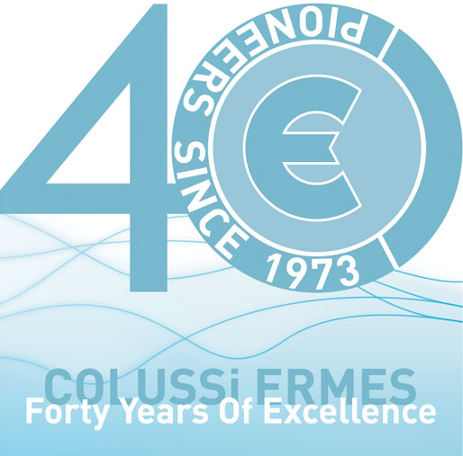 Colussi Ermes – 40 years