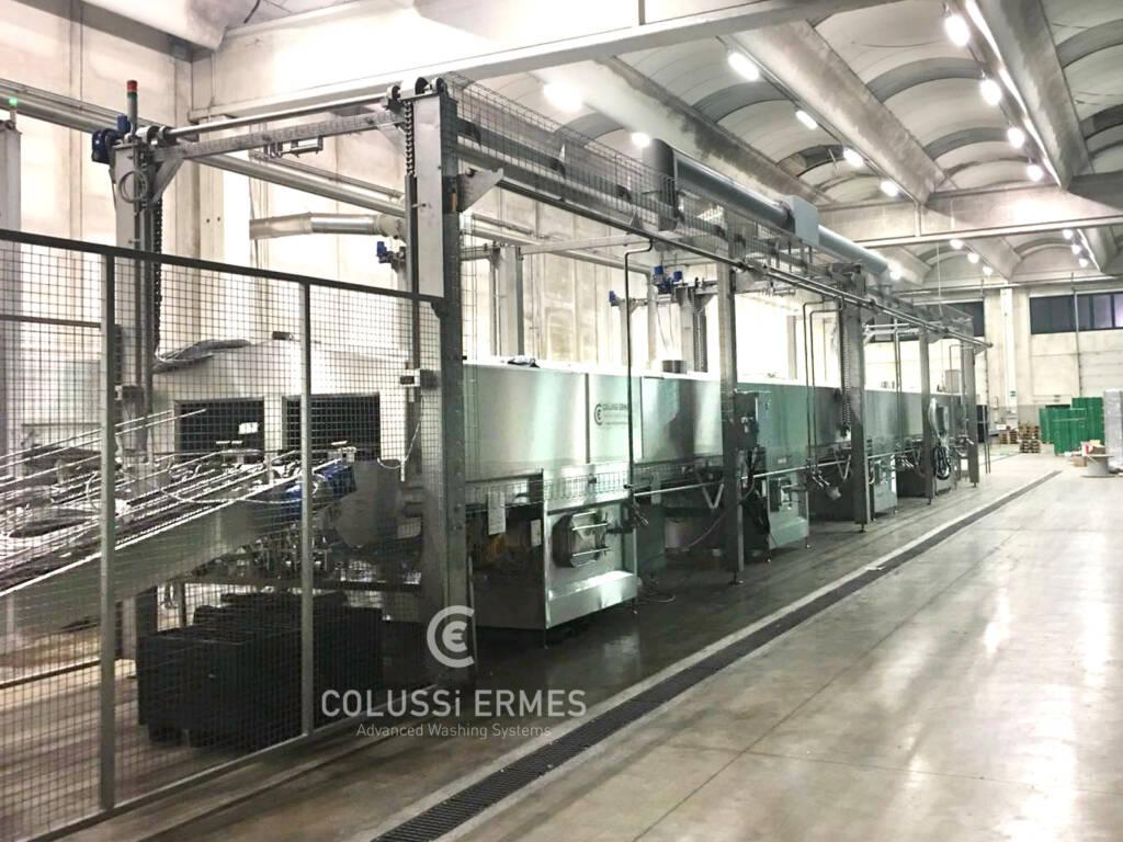 Lavage caisses - 39 - Colussi Ermes