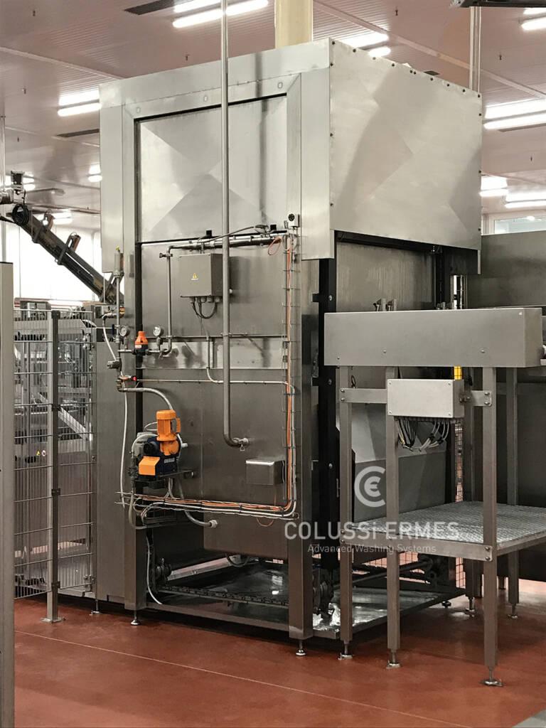 Lavage-soufflage saucissons - 21 - Colussi Ermes