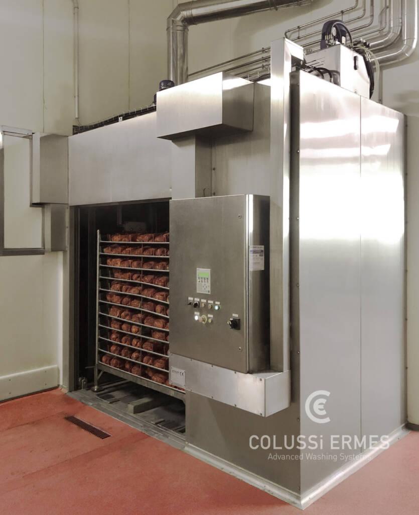 Lavage-soufflage saucissons - 23 - Colussi Ermes