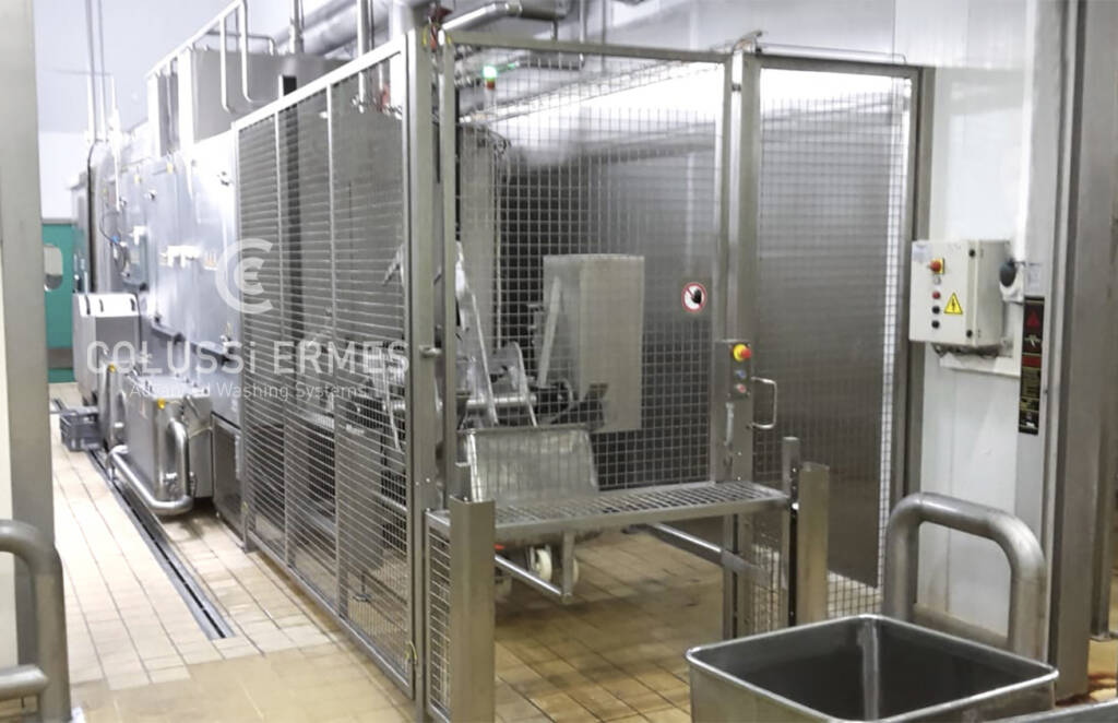 Lavage wagonnets - 12 - Colussi Ermes