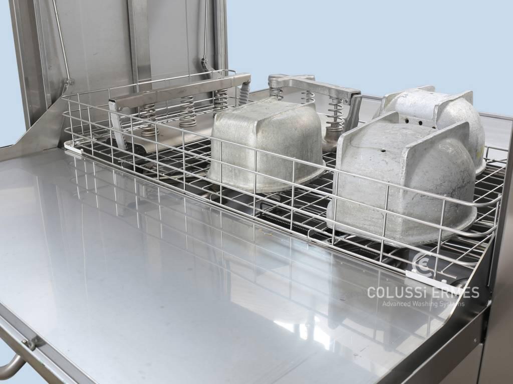 Lavage équipements - 2 - Colussi Ermes