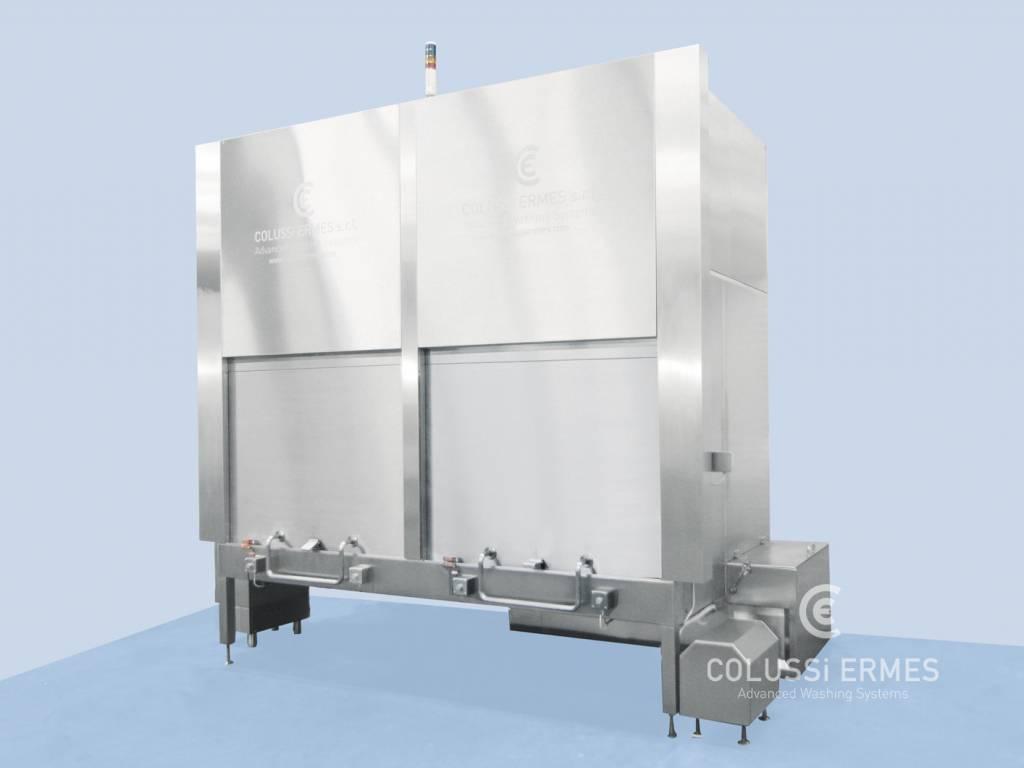 Lavage équipements - 5 - Colussi Ermes