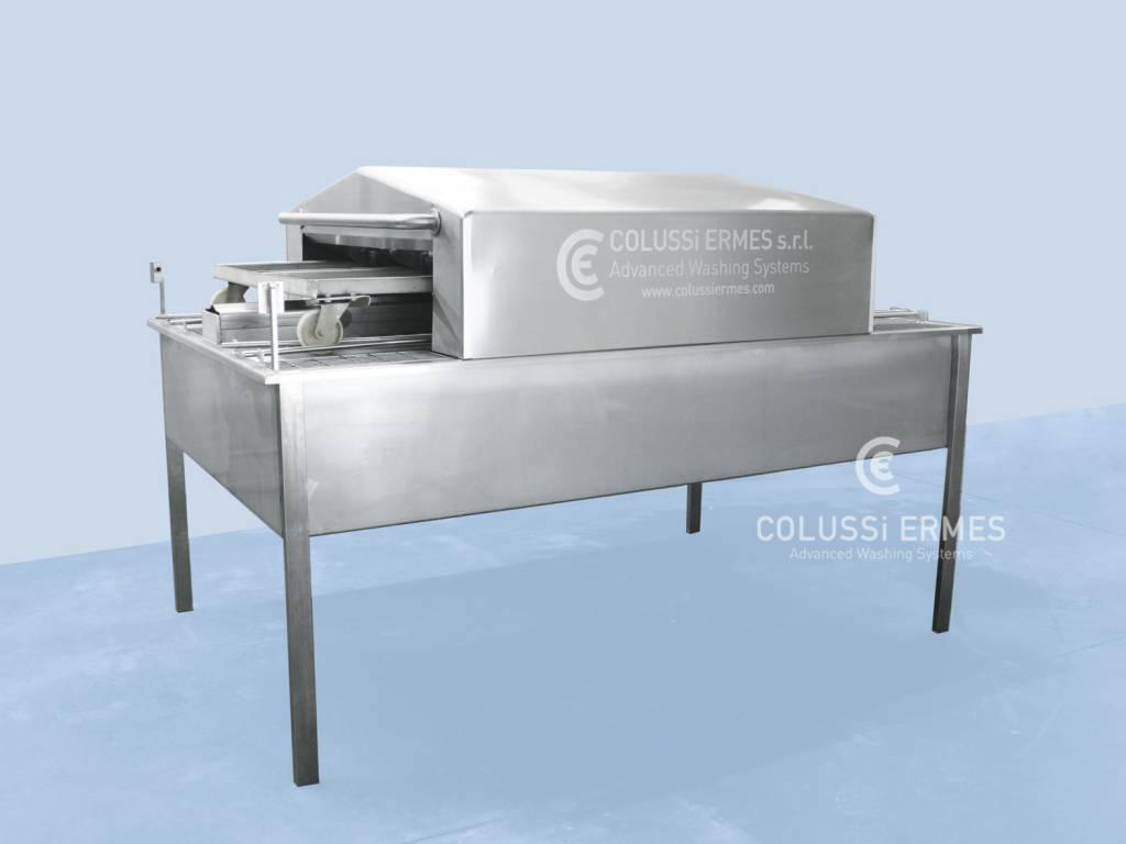 Lavage équipements - 8 - Colussi Ermes