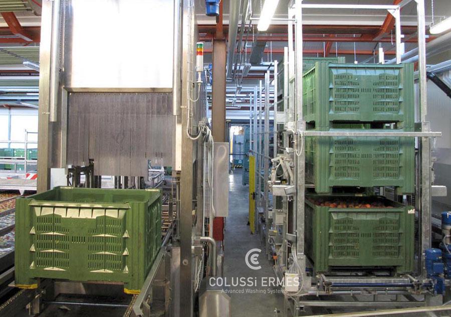 Lavage bacs - 10 - Colussi Ermes