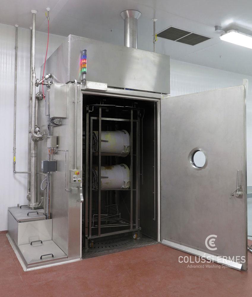 Lavage seaux - 6 - Colussi Ermes
