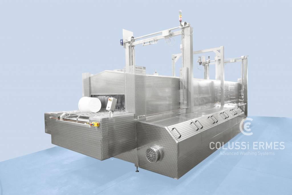 Lavage seaux - 10 - Colussi Ermes