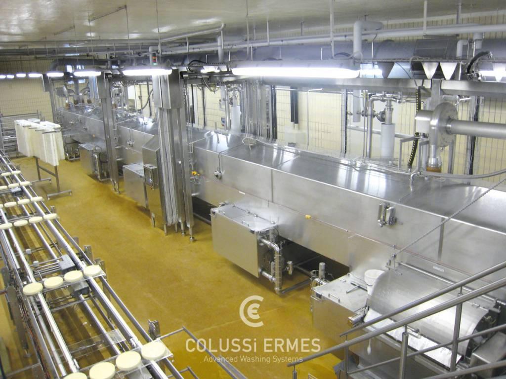 Lavage blocs moules - 8 - Colussi Ermes