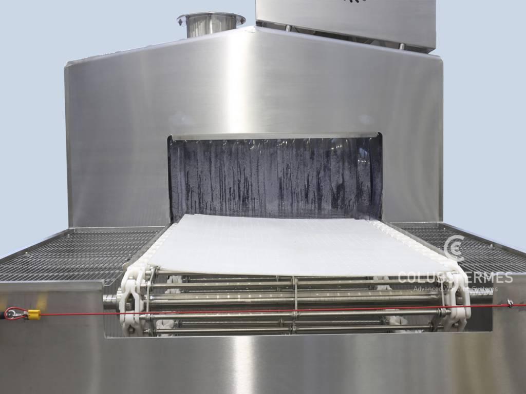 Lavage toiles et faisselles pour fromage Colussi Ermes