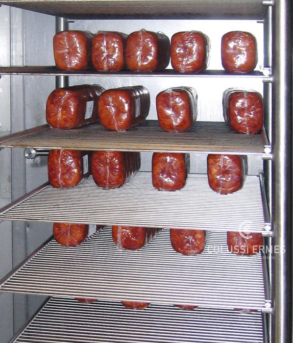 Sanitisation saucissons - 10 - Colussi Ermes