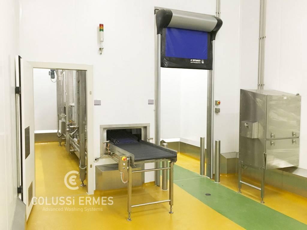 Sanitisation saucissons - 13 - Colussi Ermes