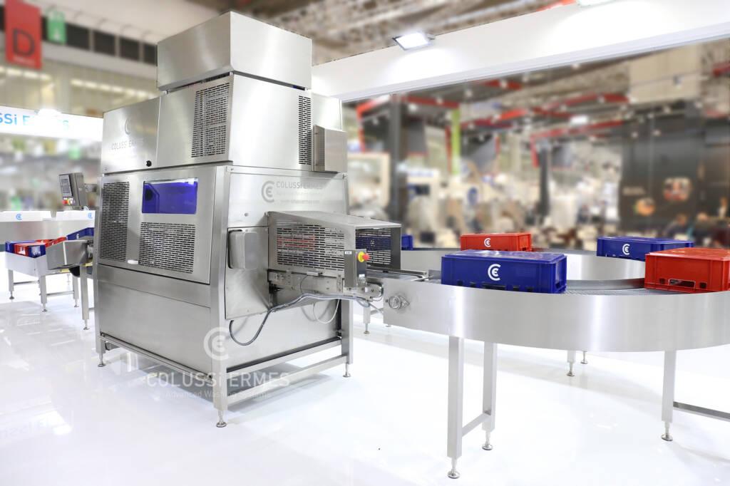 Installations de séchage de caisses à centrifugeuses - 6 - Colussi Ermes