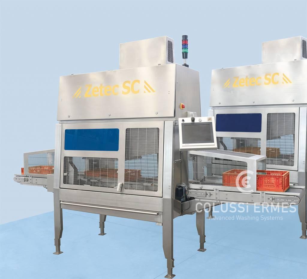 Installations de séchage de caisses à centrifugeuses - 3 - Colussi Ermes