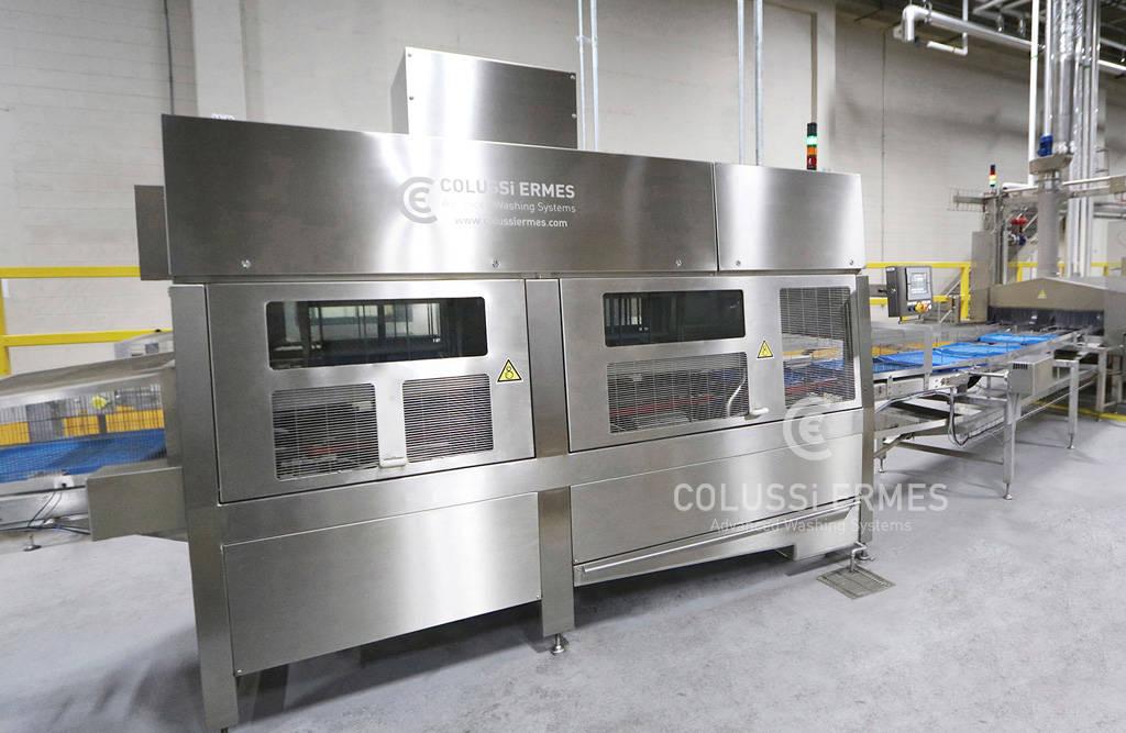 Installations de séchage de caisses à centrifugeuses - 4 - Colussi Ermes