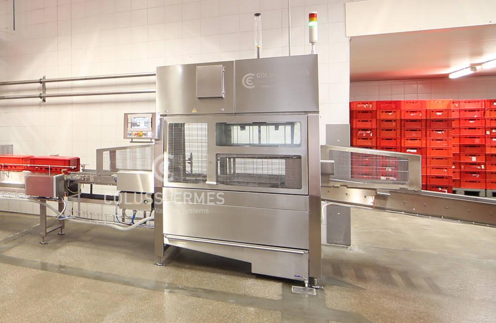Installations de séchage de caisses à centrifugeuses - 5 - Colussi Ermes