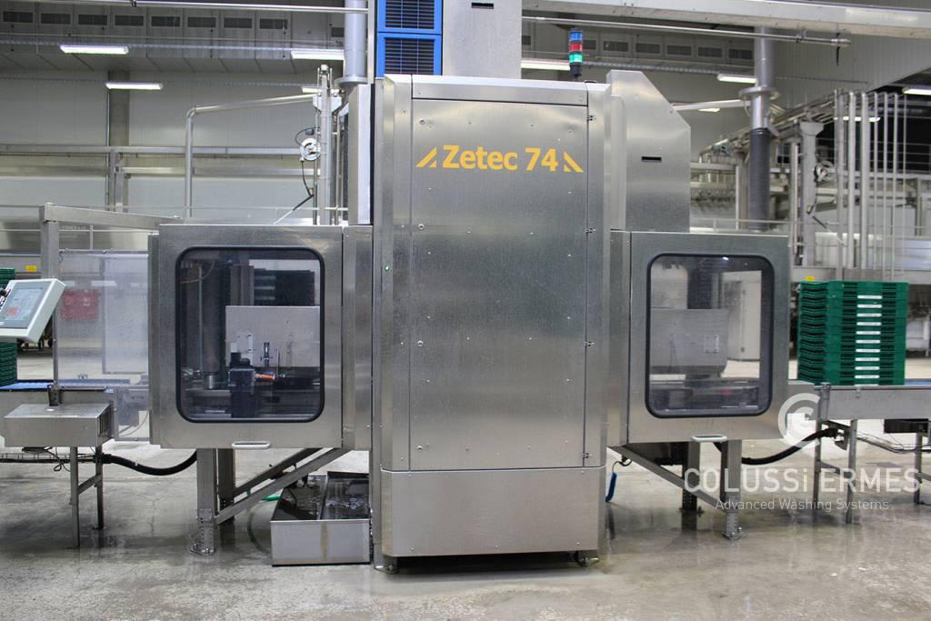 Installations de séchage de caisses à centrifugeuses - 2 - Colussi Ermes