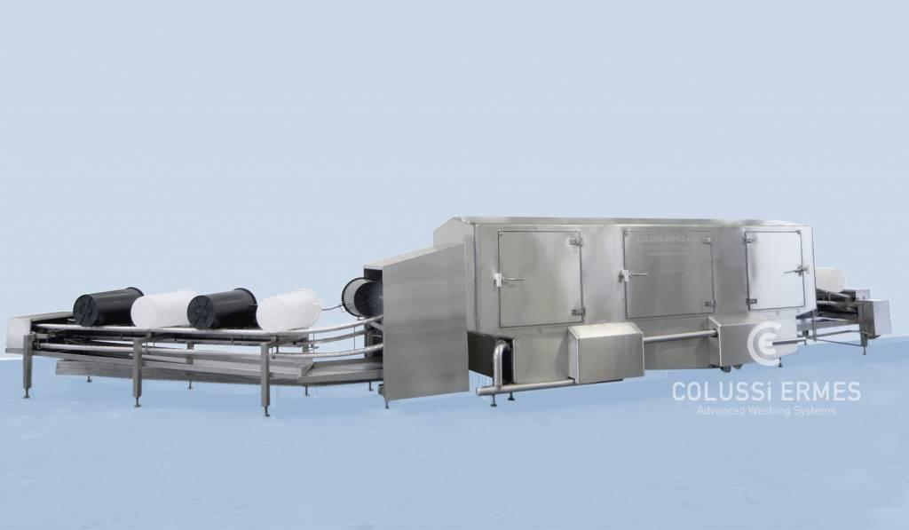 Lavage seaux - 4 - Colussi Ermes